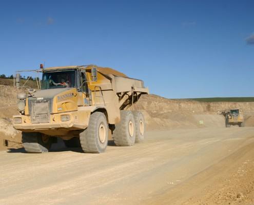 Earthmoving Load And Haul Operations